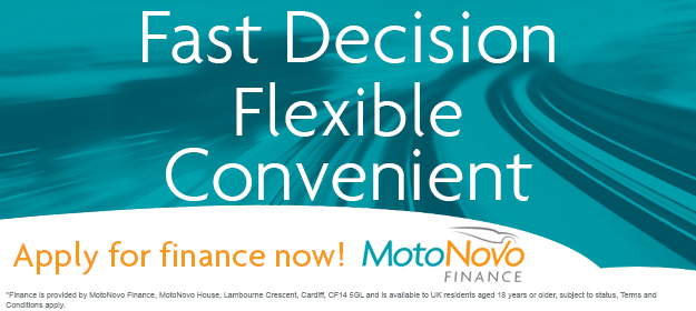 Fast Decisions from MotoNovo Finance